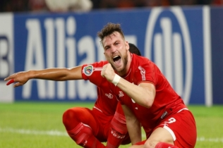 Menguji Ketajaman Super Simic di AFC Cup Kontra Home United Singapura