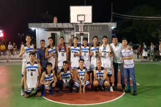 Tim Basket Timah Melaju ke Final