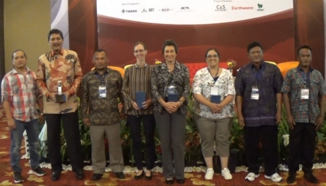Asosiasi Eksportir Timah Indonesia (AETI) menggelar kegiatan workshop bersama NGO Internasional atau Responsible Mineral Initiative (RMI), yang bertajuk Joint Workshop on Responsible Tin Production, di Pangkalpinang, Bangka Belitung, selama dua hari Rabu 24-25 Juli 2019.(dag/wb)